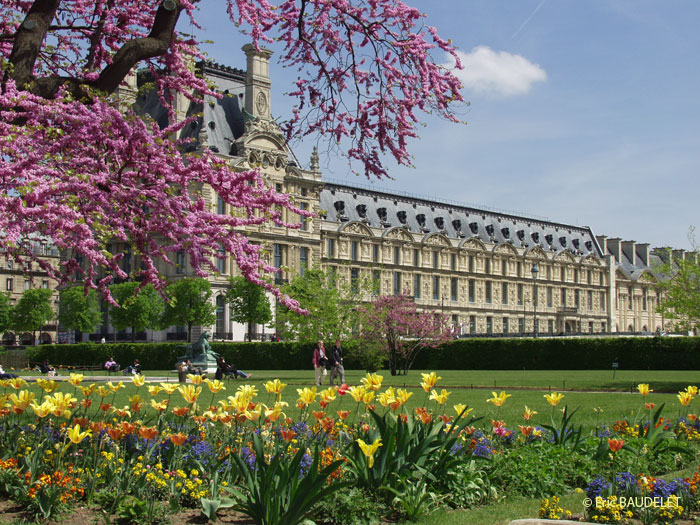 List of Ten Homes and Keepers of the Mona Lisa Before the Louvre-top ten list-paris-jardin-des-tuileries France
