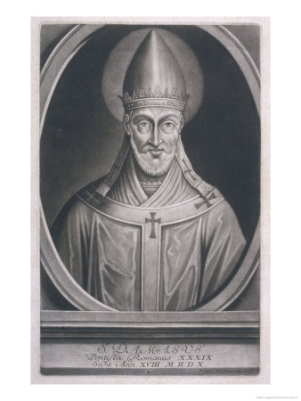 top ten list-List O' Top Ten Most Evil Catholic Popes-Pope Damasus I