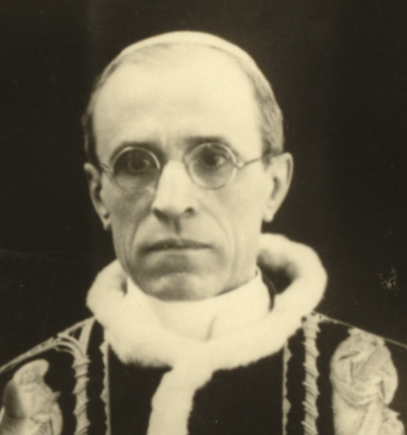 top ten list-List O' Top Ten Most Evil Catholic Popes-pope pius xii