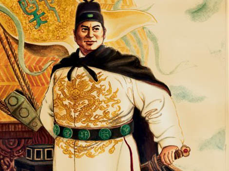 List O' Top Ten Discoveries of America Before Columbus-zheng he